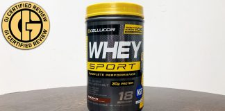 Cellucor_Whey Sport_Product