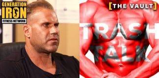 Jay Cutler bodybuilding trash talk