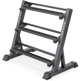 Marcy 3-Tier Dumbbell Rack