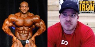 Matt Jansen Big Ramy bodybuilding