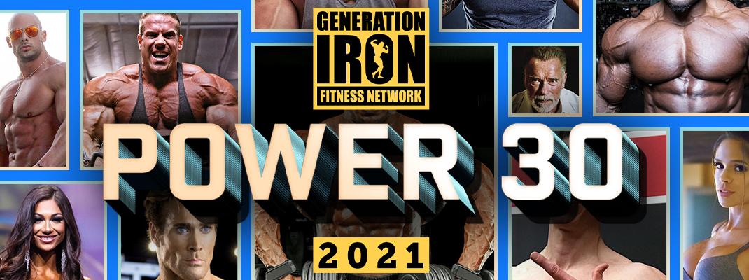 Power 30 2021