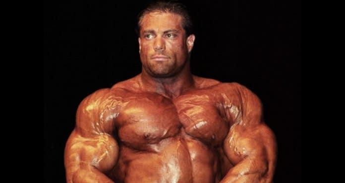 Phil Hernon bodybuilder