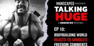 Talking Huge Craig Golias Arnold Schwarzenegger Episode 10