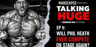 Talking Huge Episode 9