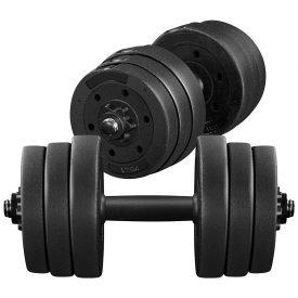 Topeakmart Adjustable Dumbbell Weight Set
