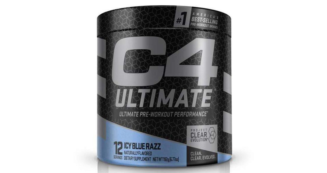 Cellucor C4 Ultimate