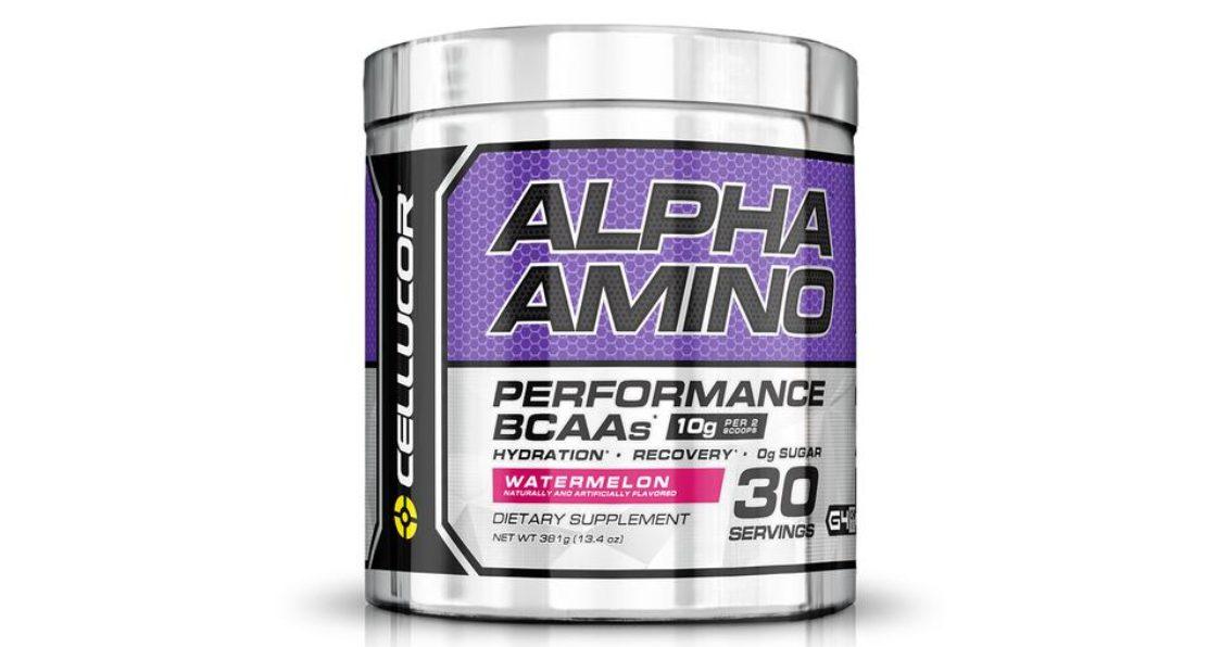 Cellucor Alpha Amino BCAA