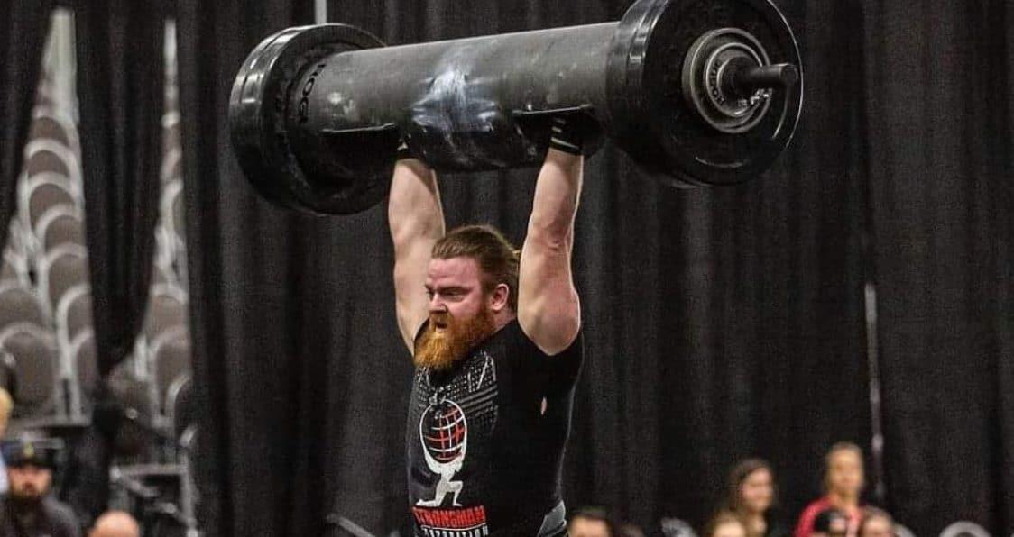 America's Strongest Man