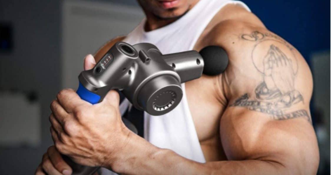 RENPHO R4 Pro Massage Gun