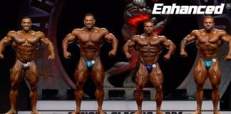 2021 Arnold Classic Finals Watch
