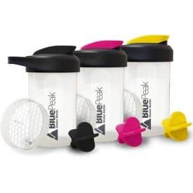 BluePeak Protein Shaker Bottle Pack