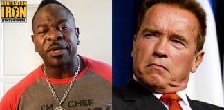 Chef Rush Arnold Schwarzenegger
