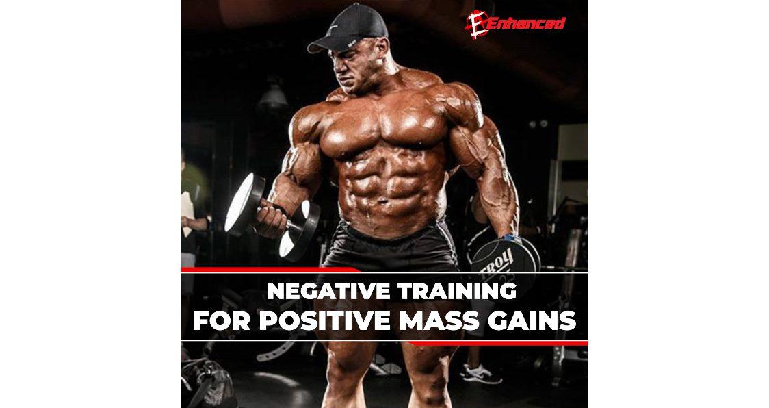 negative training