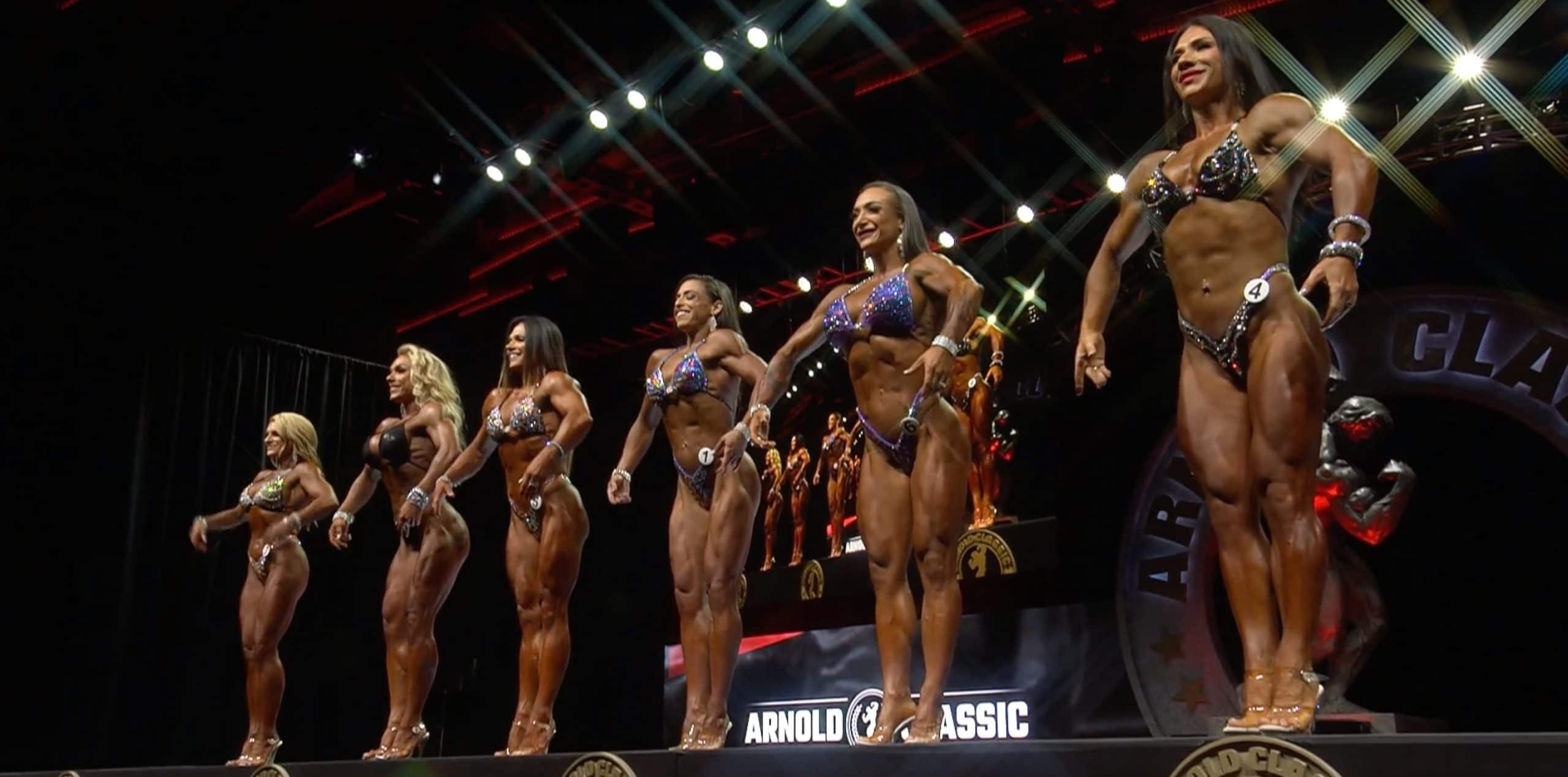 Arnold Classic 2021 Fitness Second Callout