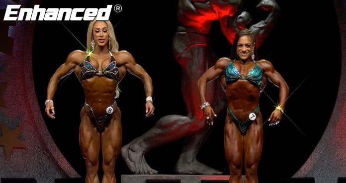 Arnold Classic 2021 Fitness Pre-Judging