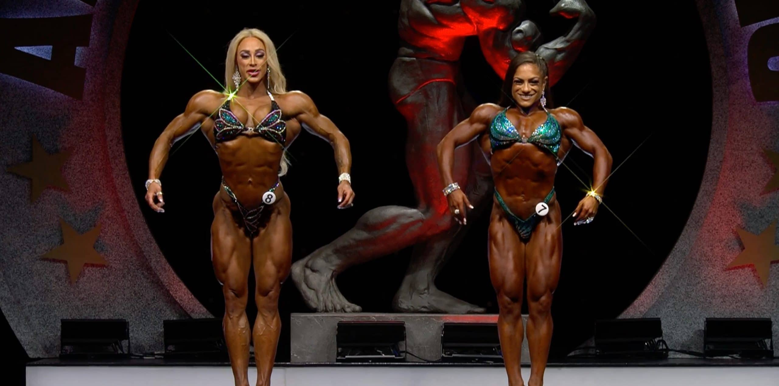 Arnold Classic 2021 Fitness Top 2