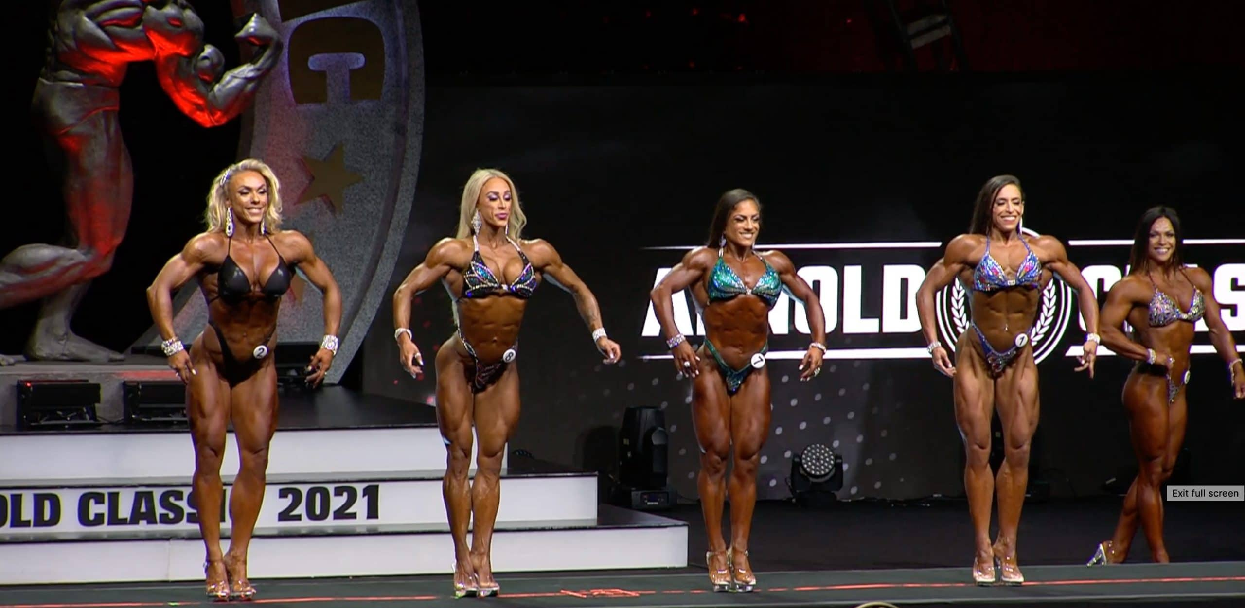 Arnold Classic 2021 Fitness First Callout
