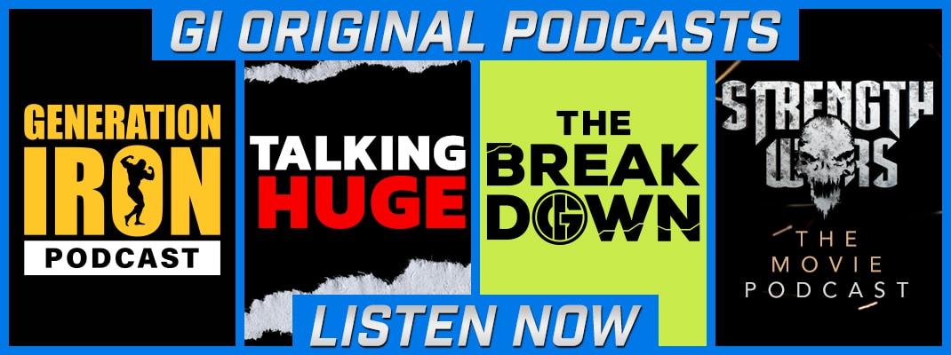 generation iron podcasts
