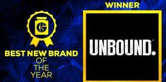 Generation Iron Supplement Awards 2021 Unbound