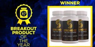 Generation Iron Supplement Awards 2021 Strongest Fat Burner