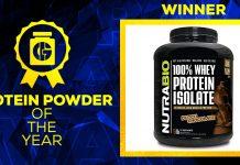 Generation Iron Supplement Awards 2021 Protein Powder Nutrabio