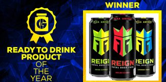 Generation Iron Supplement Awards 2021 Reign Total Body Fuel