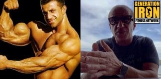George Farah bodybuilder