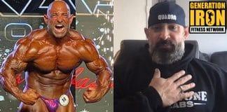 Guy Cisternino bodybuilder interview
