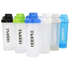 Hoople Protein Shaker Bottle Pack