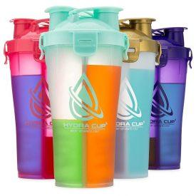 Hydra Cup Dual Threat Shaker Bottles