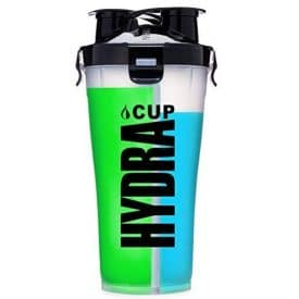 Hydra Cup High Performance Dual Shaker Bottle