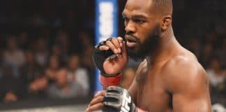 Jon Jones UFC arrest