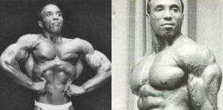 Leon Brown bodybuilder