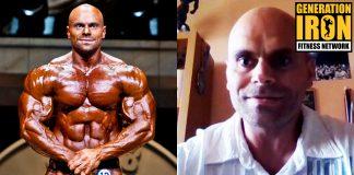 Lukas Osladil bodybuilder interview