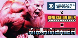 Mr. America Generation Iron CBS Sports