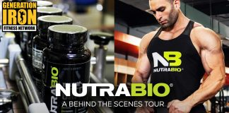 Nutrabio Behind The Scenes Tour