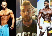 Ryan Terry Men's Physique bodybuilding