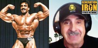 Samir Bannout Bodybuilder Interview