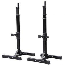 Yaheetech Adjustable Squat Rack