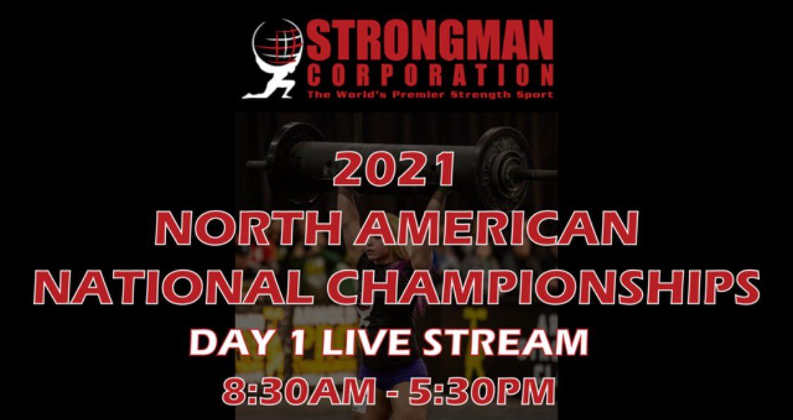 Strongman Open Nationals