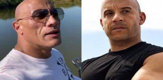 Vin Diesel Feud