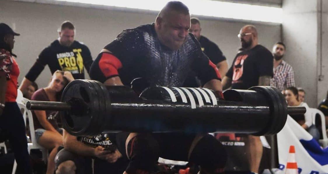 Strongman Open Nationals 2021