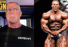 Berry De Mey Bodybuilding