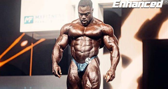 Brandon Curry Olympia 2021