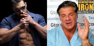Dr. Testosterone bodybuilding steroids smoking