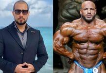 Egyptian Preacher Bodybuilding Big Ramy