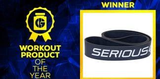 Generation Iron Supplement Awards 2021 Serious Steel