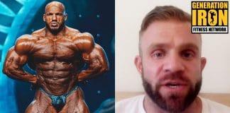Iain Valliere Big Ramy bodybuilding Olympia