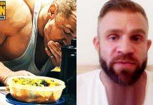 Iain Valliere bodybuilding diet