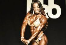 Jennifer Hernandez bodybuilder